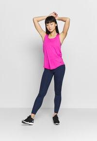 Nike Performance - DRY VICTORY ELASTIKA TANK - Sports shirt - active fuchsia - 1
