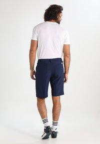 adidas Golf - ULTIMATE SHORT - Sportovní kraťasy - collegiate navy - 2