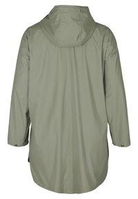 Zizzi - Waterproof jacket - green - 2