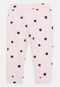 OVS - TROUSERS 2 PACK - Legging - caviar/pink dogwood - 1