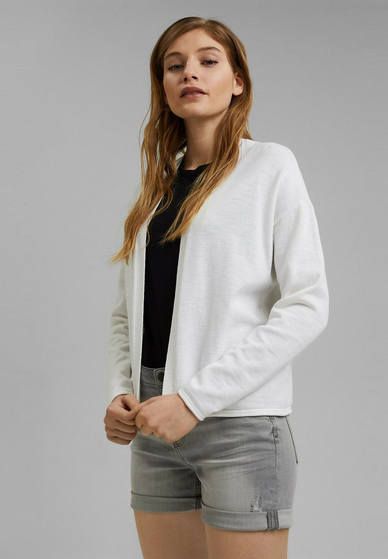 edc by Esprit - Cardigan - white