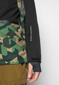 Superdry - EXPEDITION SHELL JACKET - Ski jacket - green - 4