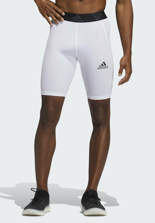 Men TURF TIGHT PRIMEGREEN TECHFIT WORKOUT COMPRESSION SHORT LEGGINGS - Sports shorts