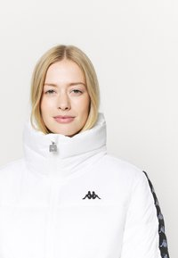 Kappa - HEROLDA - Winter jacket - bright white - 3