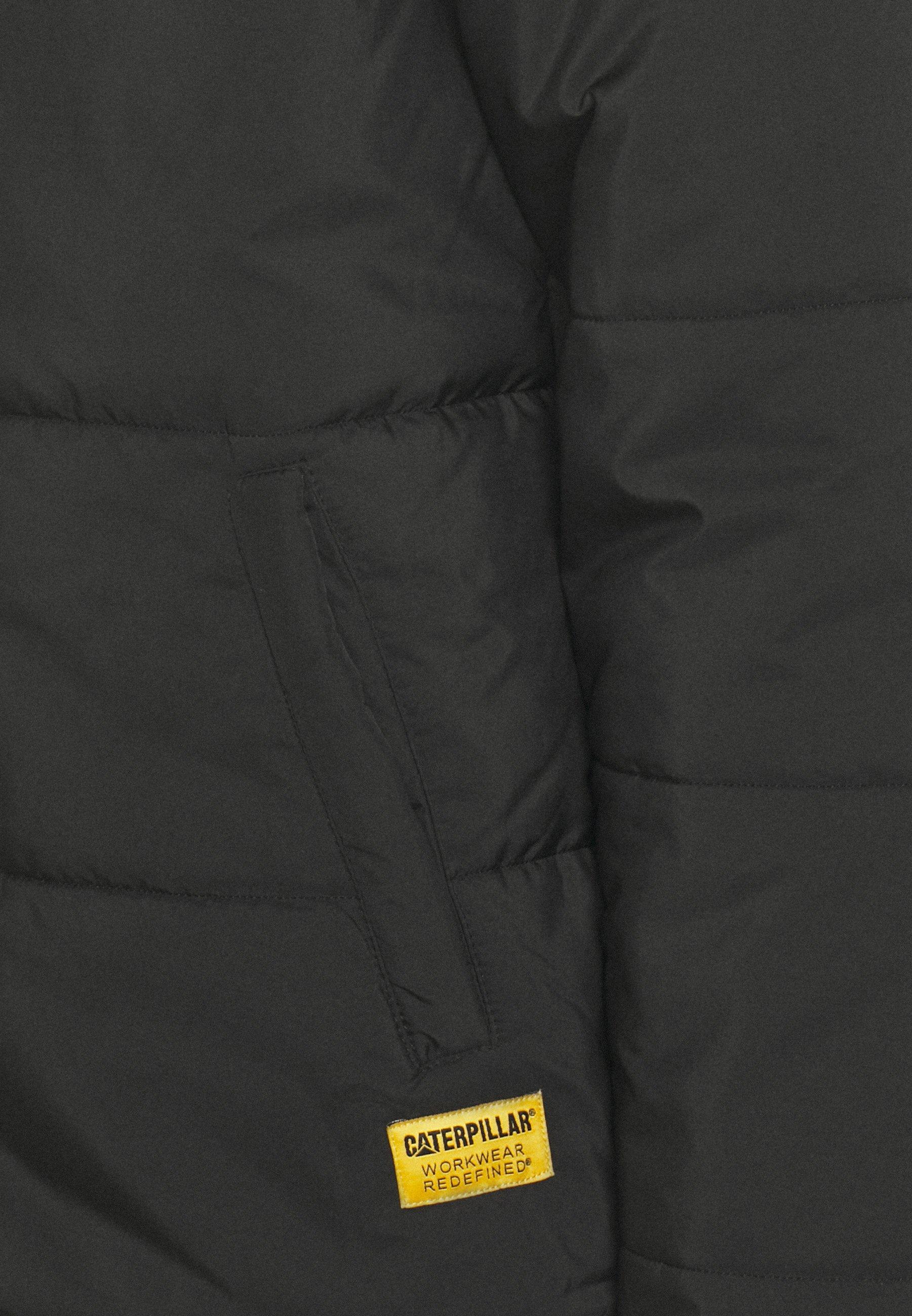 Caterpillar Basic Puffy Jacket - Vinterjakke Black/svart