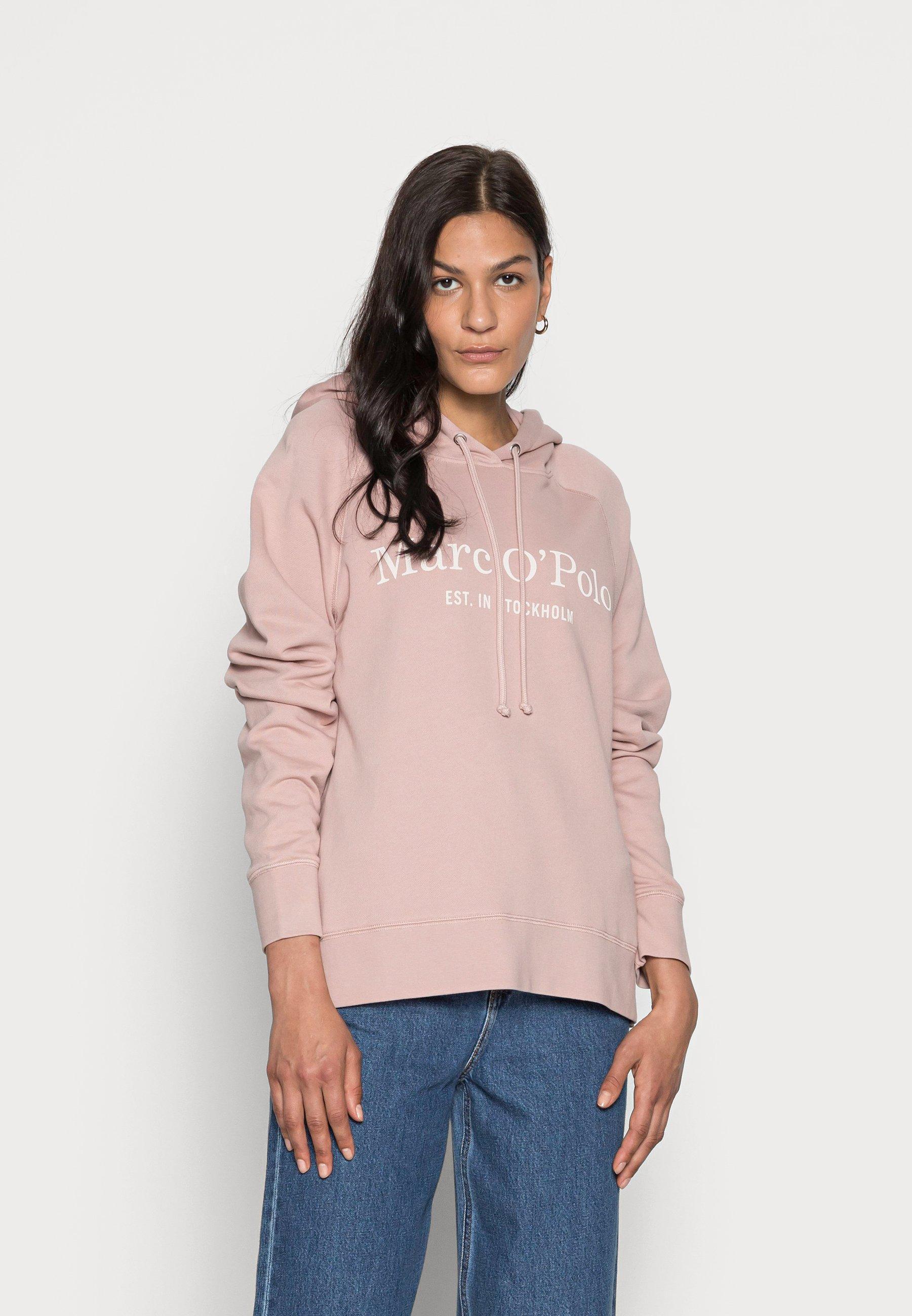 Women RAGLAN SLEEVE HOODED - Sweatshirt
