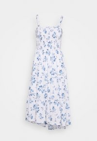 Hollister Co. - CHAIN MIDI DRESS - Day dress - white - 5