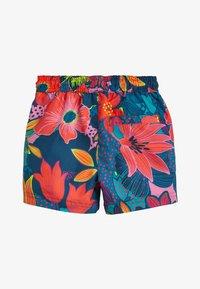 Next - MULTI FLORAL SWIM SHORTS (3MTHS-16YRS) - Swimming shorts - pink - 1