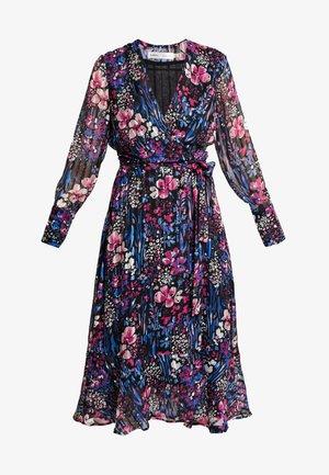 LONDON DRESS - Freizeitkleid - black
