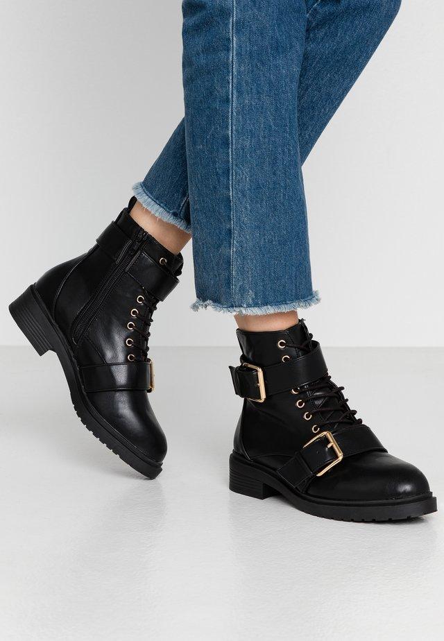 BESTIE - Veterboots - black
