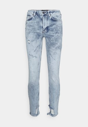 Jeans Skinny Fit - washed indigo