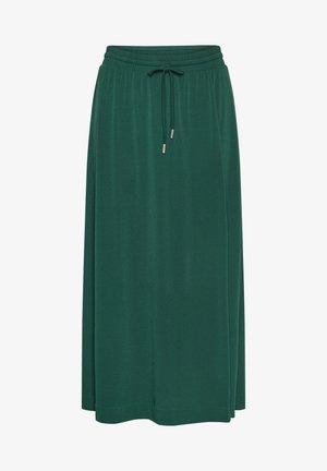 NABAIW  - Spódnica trapezowa - warm green