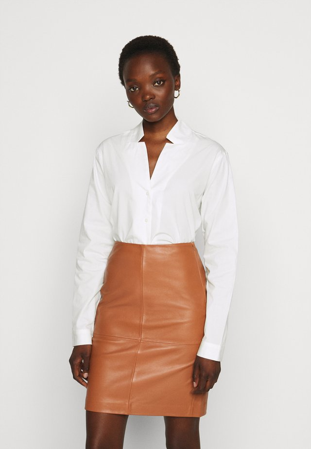 BETH THINKTWICE - Button-down blouse - white