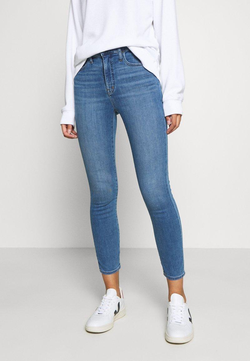 Madewell - ROADTRIPPER CROP - Jeans Skinny Fit - iberia