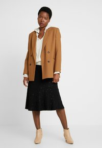 Great Plains London - CANTERBURY STAR - A-line skirt - black - 1