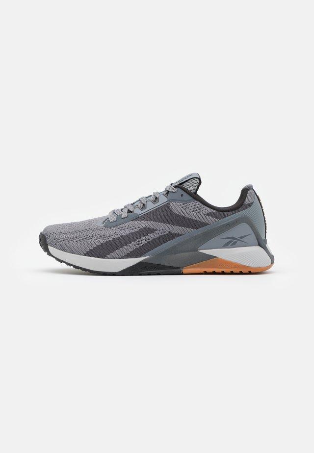 NANO X1 LES MILLS FLOATRIDE ENERGY FOAM TRAINING WORKOUT - Scarpe da fitness - pure grey 5/pure grey 7/core black