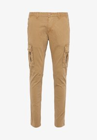 DreiMaster - Pantaloni cargo - beige - 3