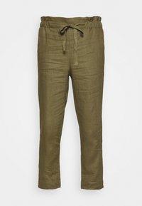 Noa Noa - ESSENTIAL - Trousers - burnt olive - 3