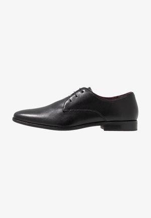 ALFIE DERBY - Elegantní šněrovací boty - black