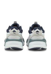 Puma - TWILL AIRMESH - Sneakers - puma white puma white - 2