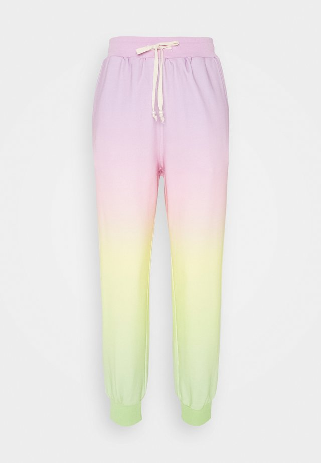 TILDA - Tracksuit bottoms - pastel ombre