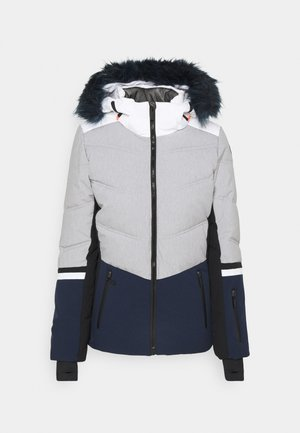 ELECTRA - Ski jacket - light grey