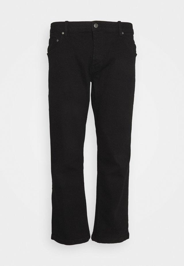 MR RED - Jeans straight leg - black