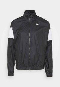 LINEAR LOGO JACKET - Training jacket - black