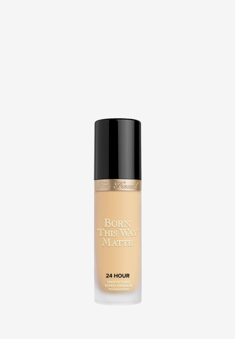Too Faced - BORN THIS WAY MATTE FOUNDATION - Foundation - golden beige