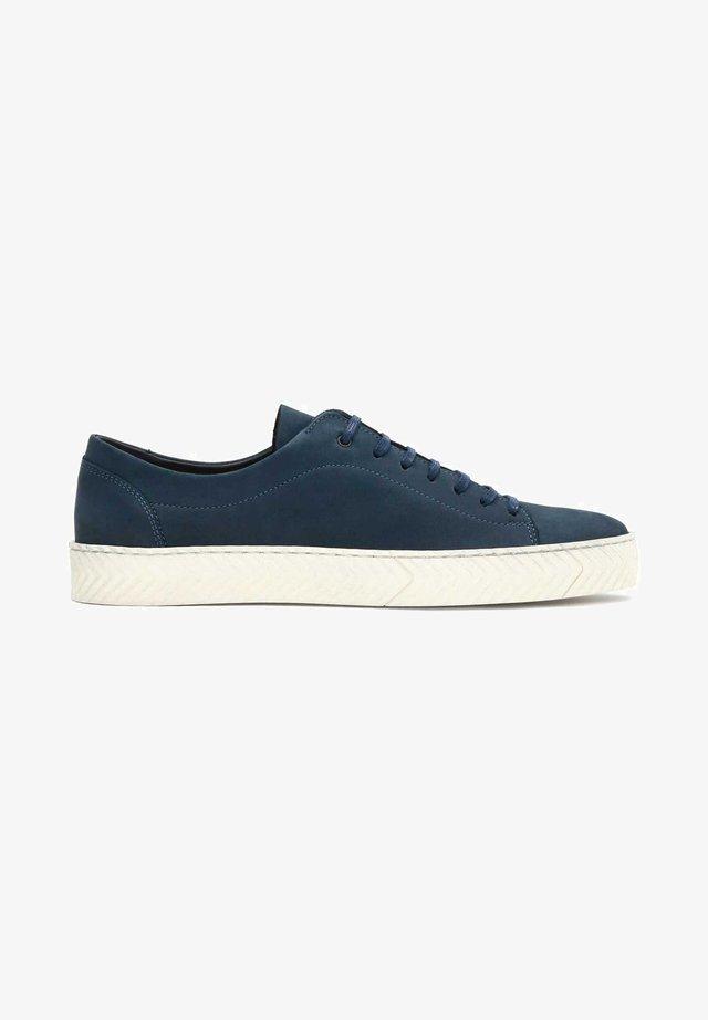 JENS - Sneakers laag - navy blue