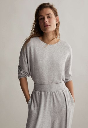 COMFORT FEEL  - Pyžamový top - light grey