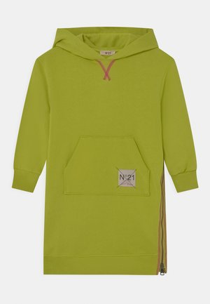 Day dress - acid green