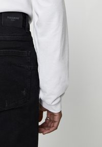 PULL&BEAR - Jeans Skinny Fit - dark grey - 4