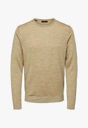 SLHTOWER - Pullover - kelp