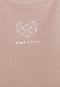 Pink Soda - DUNE CROP CREW - Collegepaita - bark - 2