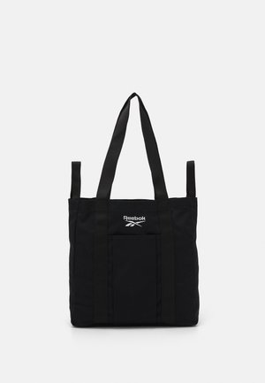 TOTE UNISEX - Tote bag - black