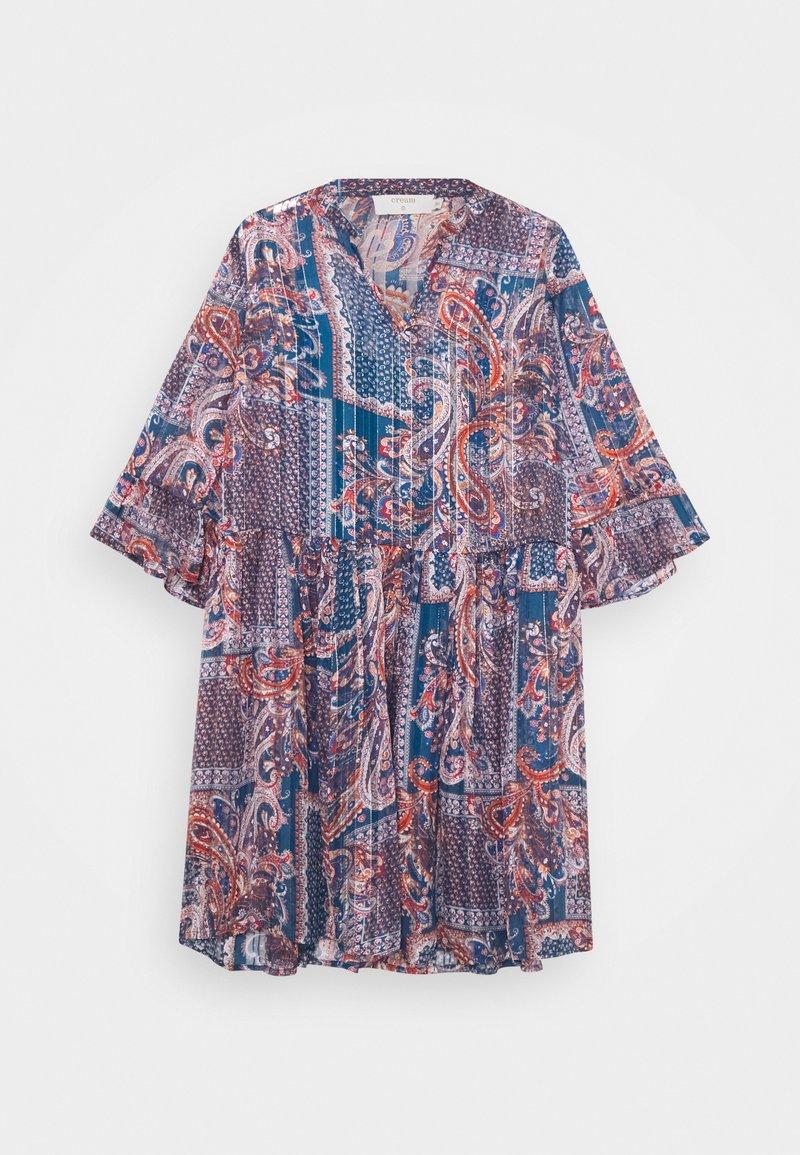 Cream - CRSHEENA DRESS - Day dress - blue
