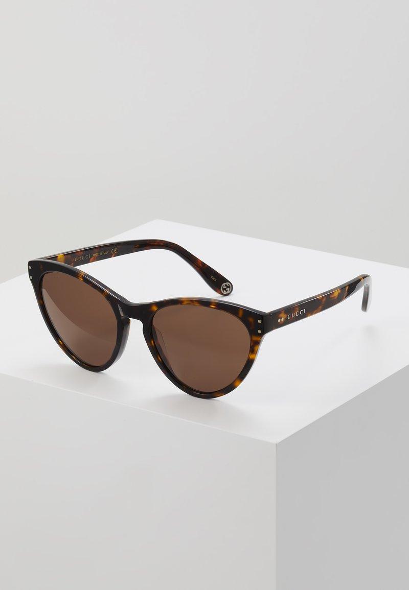 Gucci - Sluneční brýle - havana/brown