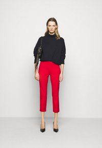 Lauren Ralph Lauren - PANT - Leggings - Trousers - orient red - 1