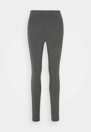 HIGH WAISTED DYLAN - Leggings - anthracite