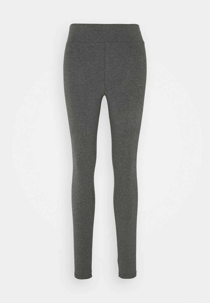 Cotton On - HIGH WAISTED DYLAN - Leggings - Trousers - anthracite