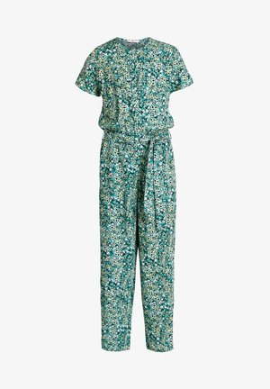 MET DESSIN - Jumpsuit - dark green