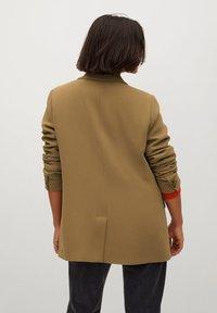 Violeta by Mango - LEONOR8 - Blazer - beige - 2