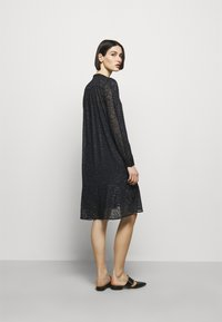 Bruuns Bazaar - ALEXANDRIA CAMARI DRESS - Shirt dress - navy blue - 2