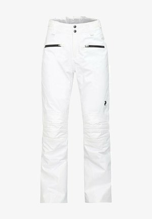 Snow pants - white