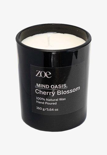 CHERRY BLOSSOM - Bougie parfumée - black