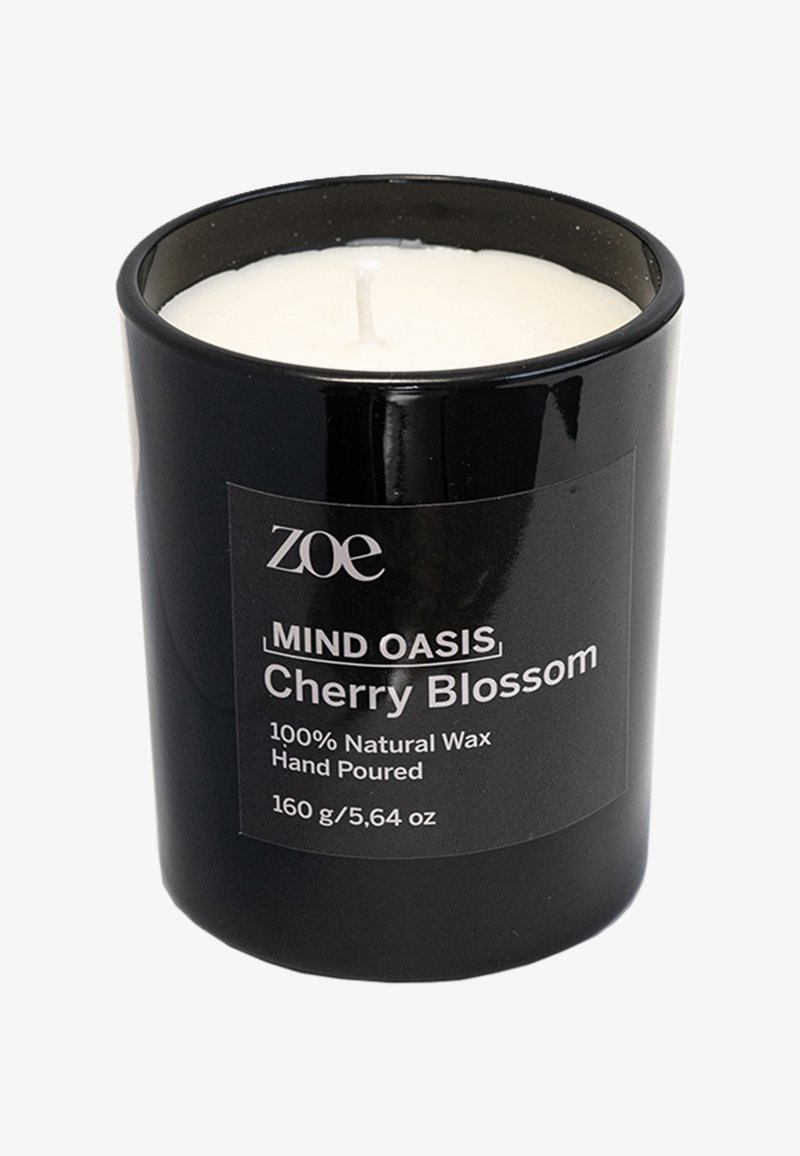 Zoe Leggings - CHERRY BLOSSOM - Scented candle - black