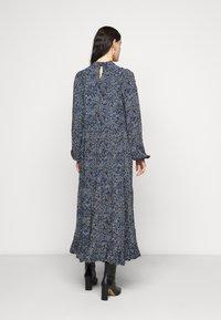 YAS Tall - YASSOFFI LONG DRESS - Kjole - twilight blue - 2