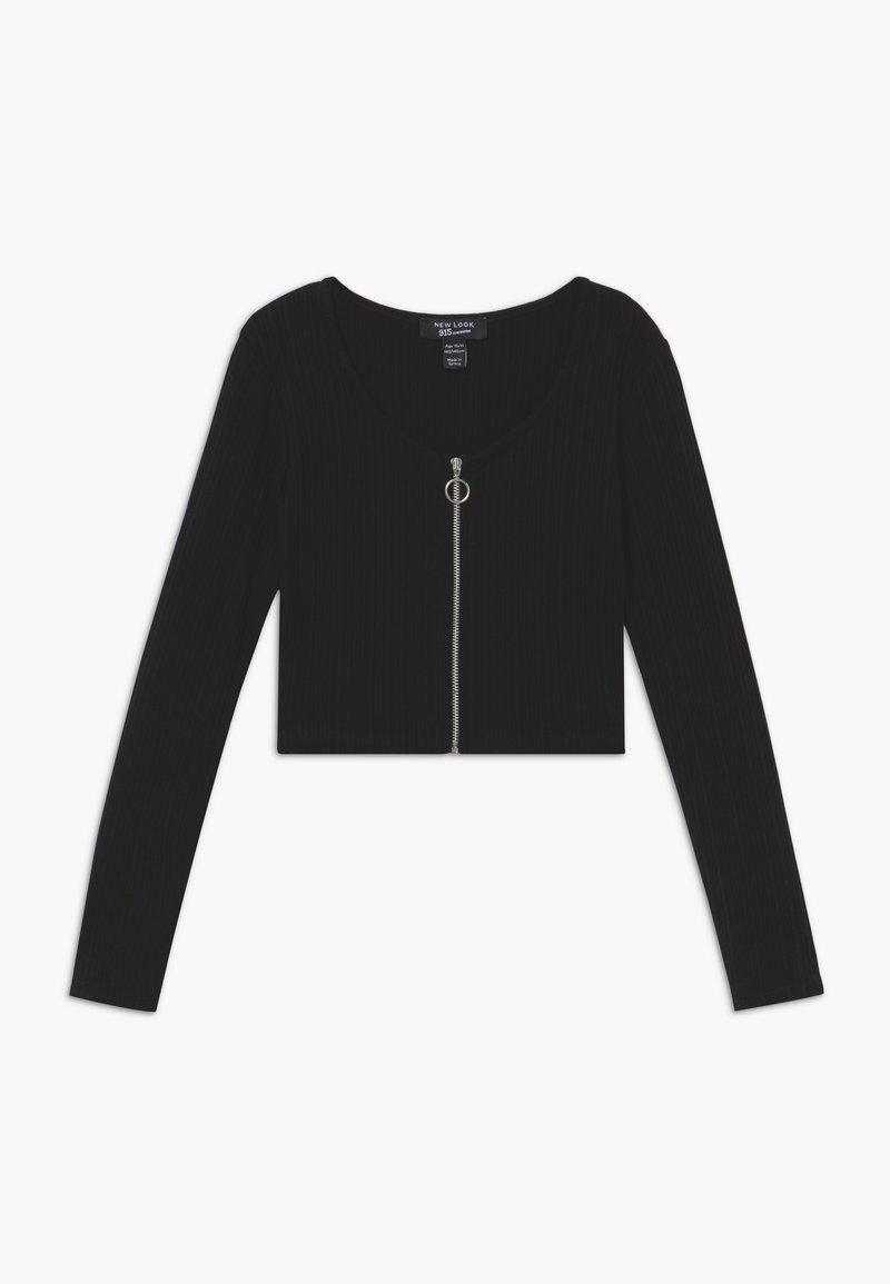 New Look 915 Generation - ZIP - Kardigan - black