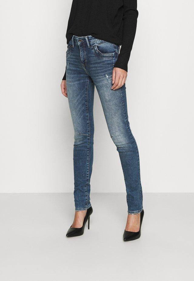 SOPHIE - Jeans Skinny Fit - dark used memory